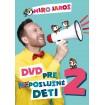 DVD pre (ne)poslušné deti 2 (DVD)