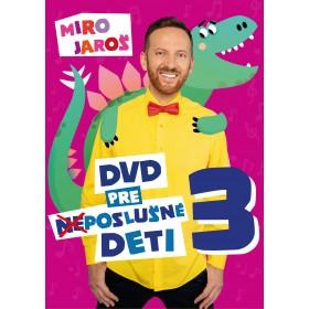 DVD pre (ne)poslušné deti 3 (DVD)